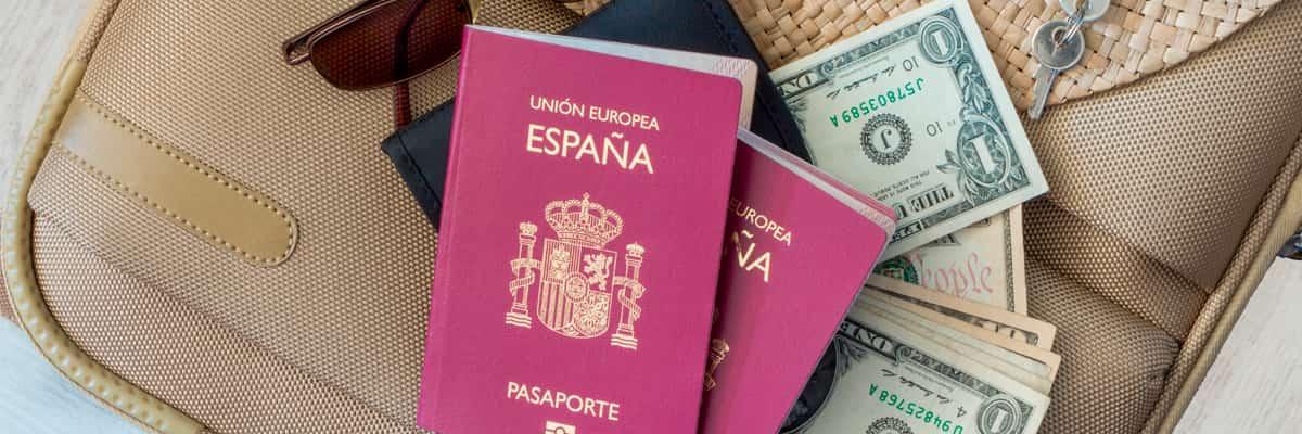 requisitos para renovar pasaporte español