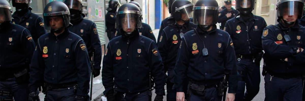requisitos policia nacional
