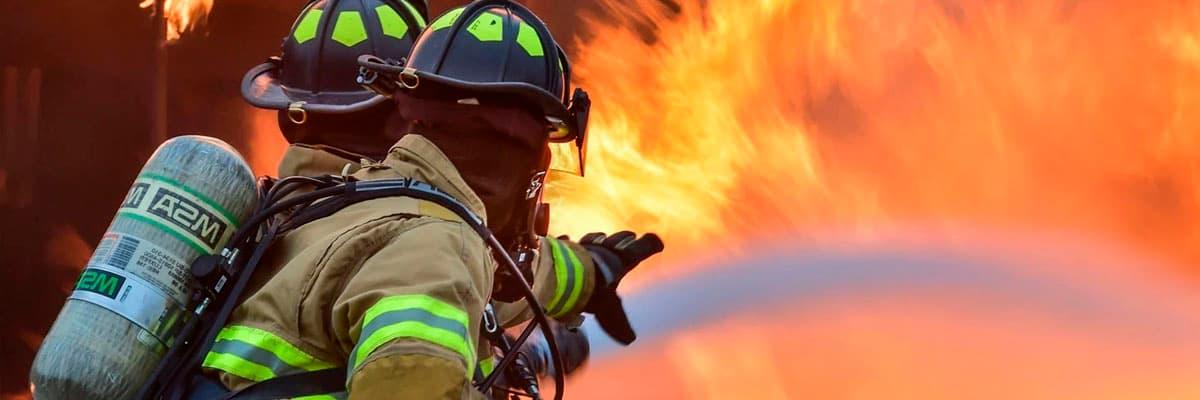 bombero requisitos